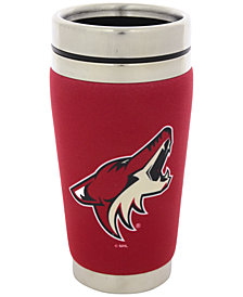 Hunter Manufacturing Arizona Coyotes 16 oz. Stainless Steel Travel Tumbler