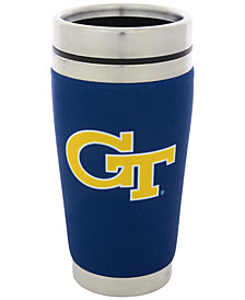 Hunter Manufacturing Georgia Tech Yellow Jackets 16 oz. Stainless Steel Travel Tumbler