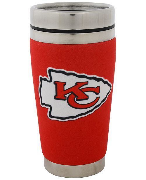 Hunter Manufacturing Kansas City Chiefs 16 Oz Stainless