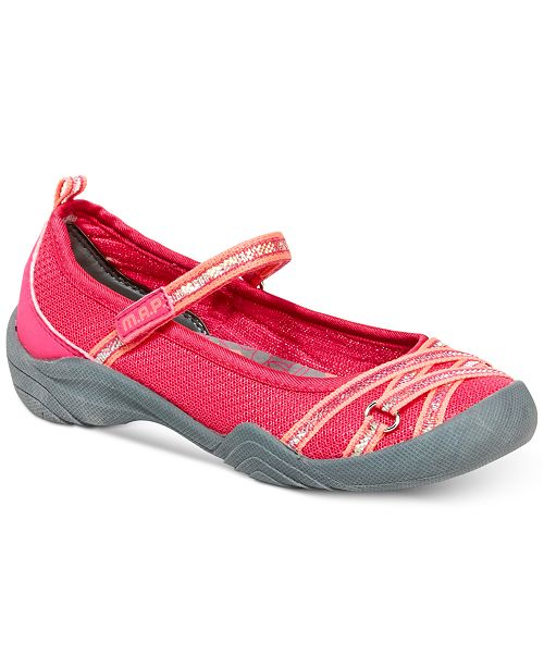 M.A.P. Footwear Girls' or Little Girls' Lilith III Mary Janes