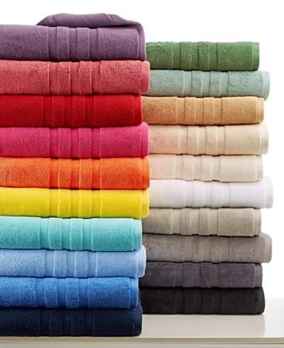 PRICE BREAK! Ralph Lauren Palmer Bath Towel Collection, 100% Plush Cotton