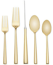 kate spade new york Malmo Gold 20-PC Flatware Set