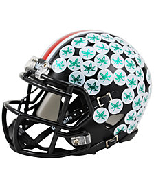 Riddell Ohio State Buckeyes Speed Mini Helmet Dark Night