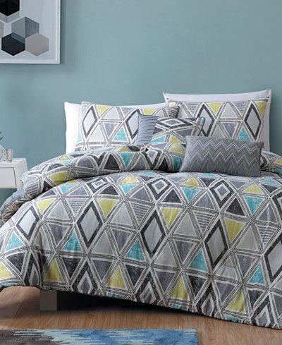 CLOSEOUT! Tribeca 5-Pc. King Comforter Set