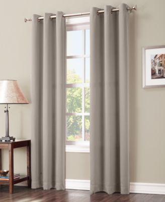 "Preston 40"" x 108"" Blackout Grommet Curtain Panel"