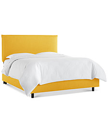 Henwood California King French Seam Bed, Quick Ship