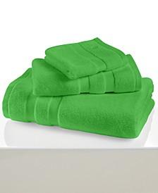 """Chattam Stripe 13"""" Square Washcloth"""