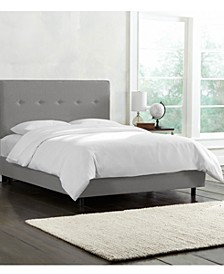Holley Five Button Bed, Quick Ship