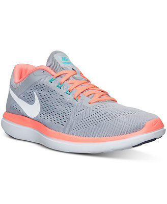 nike s flex 2016 rn running sneakers from finish