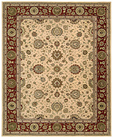 Nourison Wool & Silk 2000 2204 Area Rug