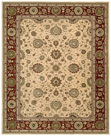 "Nourison Wool & Silk 2000 2204 3'9"" x 5'9"" Area Rug"