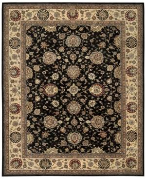 Nourison Wool  Silk 2000 2204 99 x 139 Area Rug
