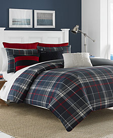 Nautica Booker Bedding Collection, 100% Cotton