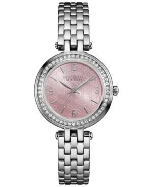 Caravelle New York by Bulova Women's Stainless Steel Bracelet Watch 30mm 43L193