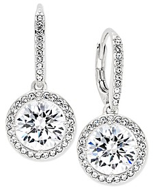 Crystal Drop Earrings, Created for Macy's