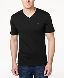 Men's V-Neck Liquid Cotton T-Shirt