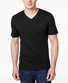 Michael Kors Men's V-Neck Liquid Cotton T-Shirt