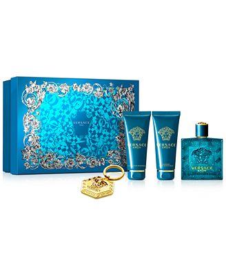 Versace Eros Gift Set - Shop All Brands - Beauty - Macy's