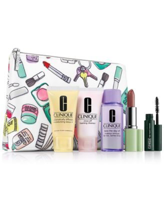 Receive a FREE Clinique Bonus Gift with $27 Clinique purchase ...
