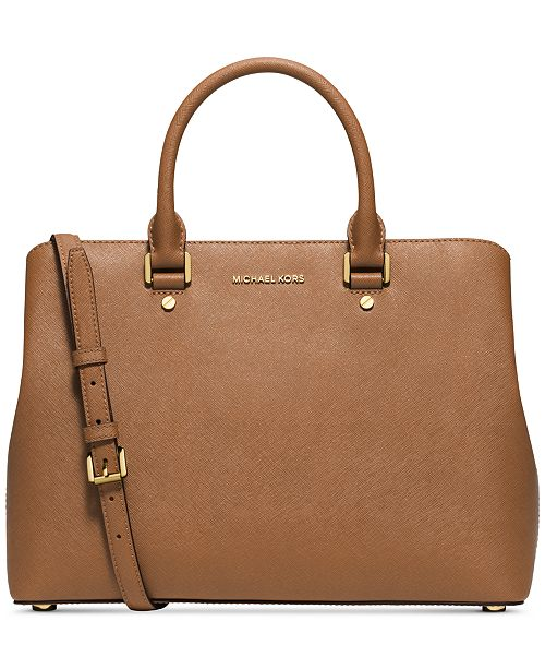 20d96106a00c Michael Kors Savannah Large Satchel; Michael Kors Savannah Large Satchel ...