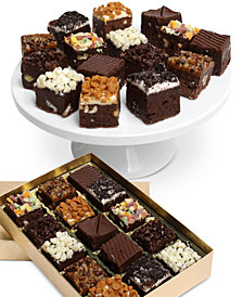 Chocolate Covered Company 15-pc. Brownie Bite Gift Set