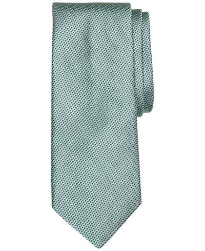 Brooks Brothers Men's Diamond-Textured Classic Tie