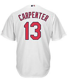 Majestic Kids' Matt Carpenter St. Louis Cardinals Replica Jersey, Big Boys (8-20)