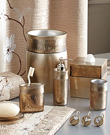 Magnolia Bath Gold & Floral Collection