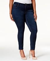 49583b5760625 Celebrity Pink Trendy Plus   Petite Plus Size Super-Soft Walker Skinny Jeans