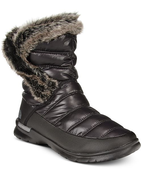 The North Face Micro Baffle Booties