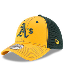 New Era Oakland Athletics Team Front Neo 39THIRTY Cap
