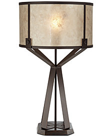 Pacific Coast Micah Shade Jasper Table Lamp