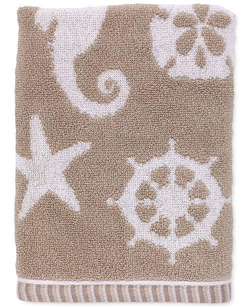 "Avanti Sea & Sand Collection 16"" x 26"" Hand Towel"