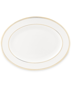 Lenox Federal Gold Collection 16 Oval Platter