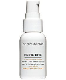 bareMinerals Prime Time BB Primer-Cream SPF 30, 1 oz