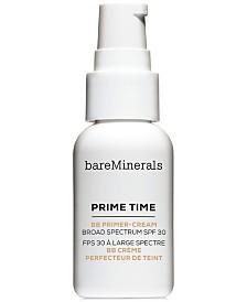 bareMinerals Prime Time BB Tinted Primer Broad Spectrum SPF 30, 1 oz