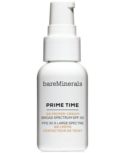 bareMinerals Prime Time BB Primer-Cream SPF 30, 1 oz