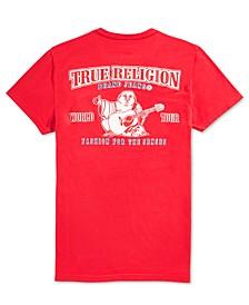 Men's  Double Puff Graphic T-Shirt