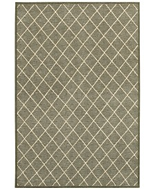 "Oriental Weavers Ellerson Diamond 6'7"" x 9'6"" Area Rug"