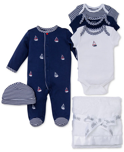 Little Me Baby Boys Sailboat Gift Bundle Sets Amp Outfits