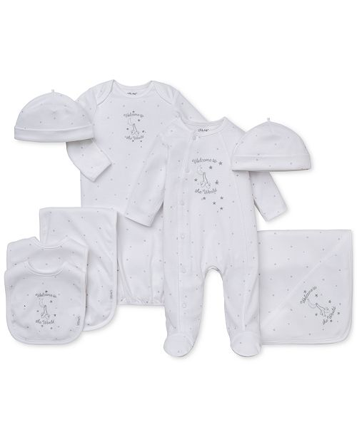 Little Me Baby Boys & Girls Welcome To The World Gift Bundle