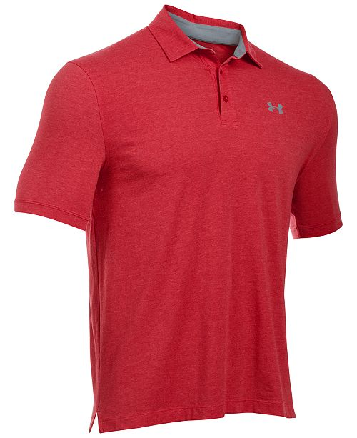 d62712c76346c Under Armour. Men s Charged Cotton Scramble Golf Polo. 30 reviews. main  image