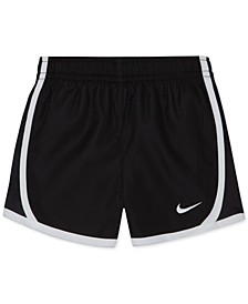 Dri Fit Tempo Shorts, Little Girls