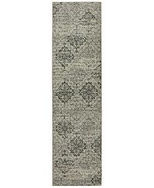 """Karastan Euphoria Wexford Sandstone 6'6"""" x 9'6"""" Area Rug"""