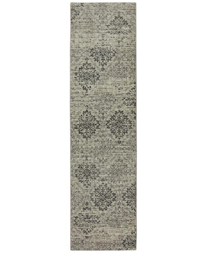 """Karastan - Euphoria Wexford Sandstone 6'6"""" x 9'6"""" Area Rug"""