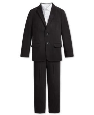 Calvin Klein Boys' Bi-Stretch Suit Jacket - Sets & Outfits - Kids ...