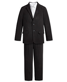 Calvin Klein Sateen Shirt, Bi-Stretch Jacket & Pants, Big Boys