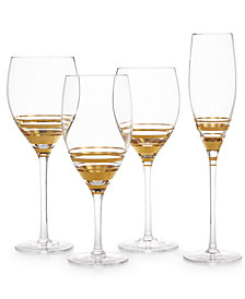 kate spade new york Hampton Street Stemware Collection