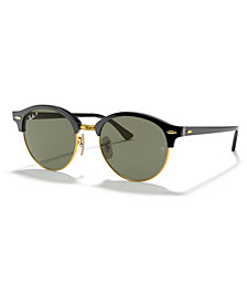 Ray-Ban Polarized Sunglasses, RB4246 CLUBROUND
