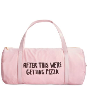 ban. do After This We're Getting Pizza Gym Bag